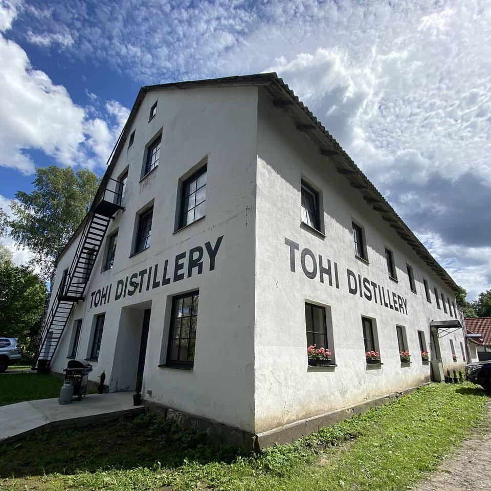 tohi distillery maja Tohisool