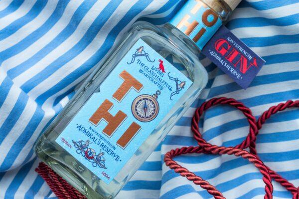 Admiral´s Reserve Navy Strength Gin džinn